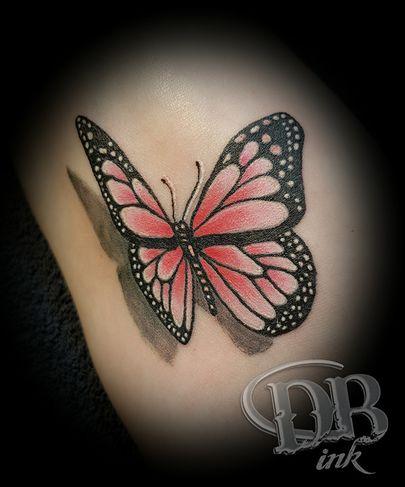 De Tattoostijlen Van Db Ink Uit Den Bosch Zijn Bijna Onbeperkt